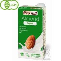 エコミル・アーモンドミルク 液体タイプ(甘味料入り) 1000ml 6個セット
