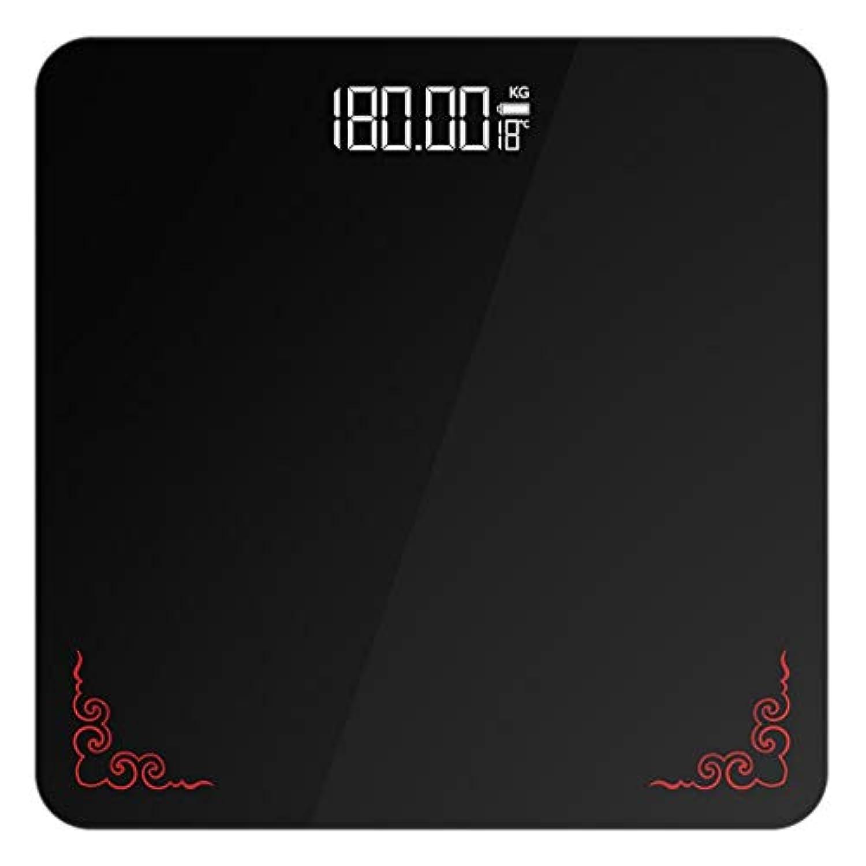 体重計インテリジェント電子体脂肪計人体汚れた脂肪計女性正確な体重Bluetoothの監視減量スケール男性 QIQIDEDIAN