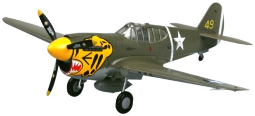 1/72 P-40E トマホーク 11FS 343FG 1942 (完成品)