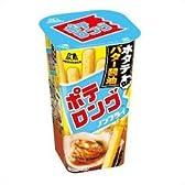 森永製菓 ポテロング ホタテバター醤油味 45g
