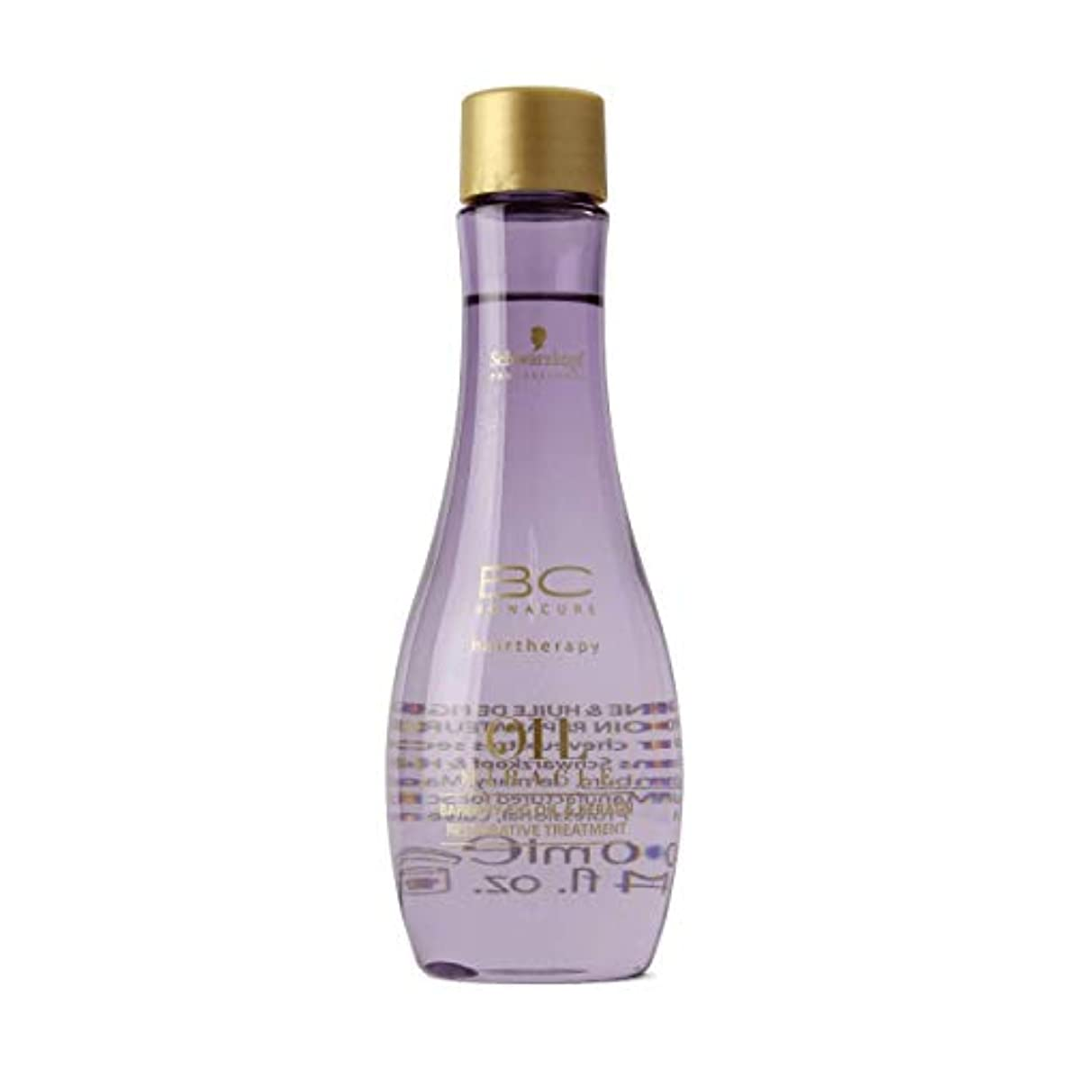 関連するカロリーレジSchwarzkopf Bc Oil Miracle Barbary Fig Oil Treatment 100ml [並行輸入品]