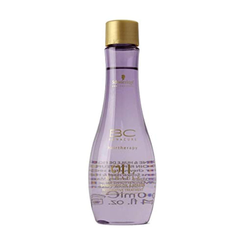 落花生倉庫圧力Schwarzkopf Bc Oil Miracle Barbary Fig Oil Treatment 100ml [並行輸入品]