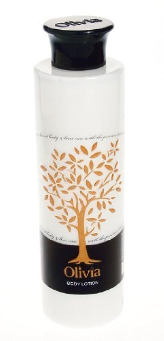 胆嚢かすかな文字通りOlivia Body Lotion - 300ml (10.1 Fl. Oz.) Bottle by Papoutsanis [並行輸入品]