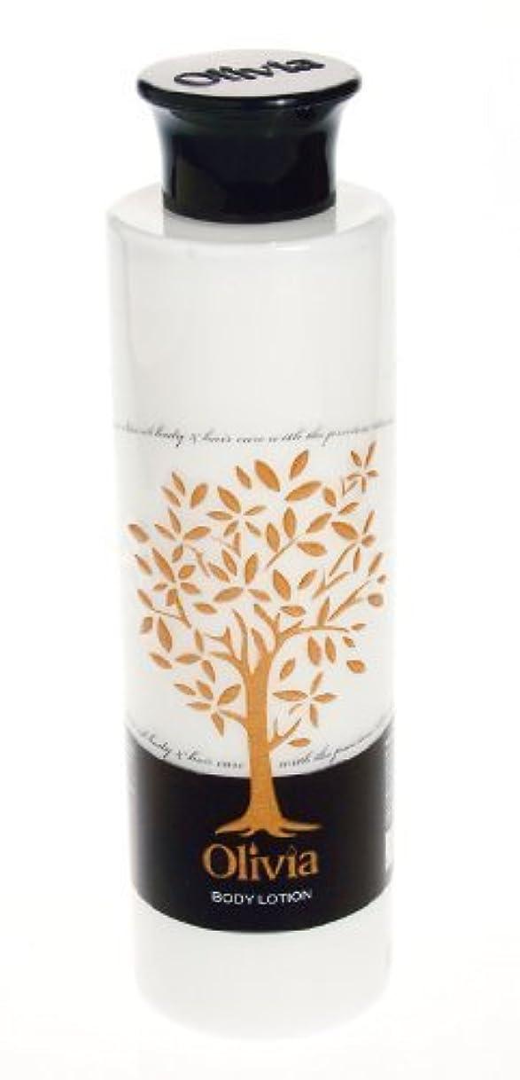 リスナー名前でチームOlivia Body Lotion - 300ml (10.1 Fl. Oz.) Bottle by Papoutsanis [並行輸入品]