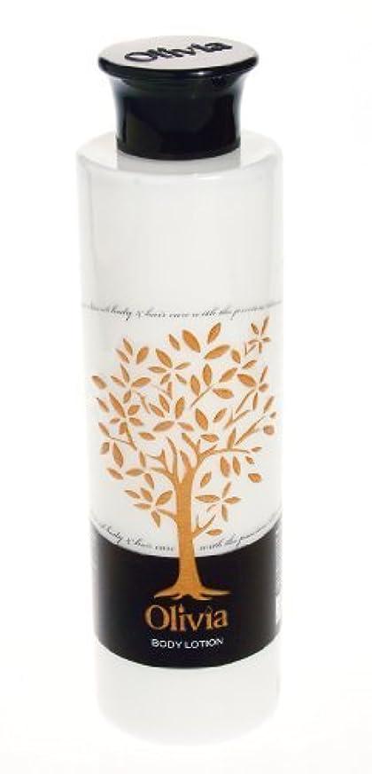 バックアップ流出教室Olivia Body Lotion - 300ml (10.1 Fl. Oz.) Bottle by Papoutsanis [並行輸入品]