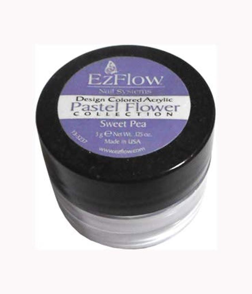 雪だるまを作る助手拒絶EzFlow カラーパウダー 1/8oz パステルフラワー(5色)