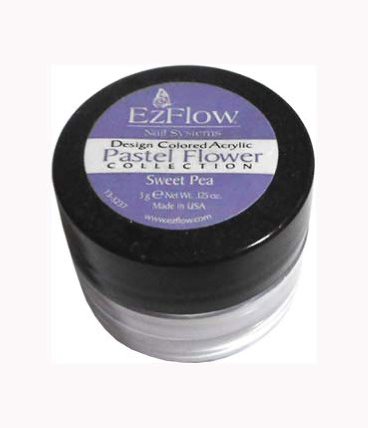 ウイルス間違っている質素なEzFlow カラーパウダー 1/8oz パステルフラワー(5色)