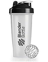 Blender Bottle(ブレンダーボトル) 【日本正規品】Blender Bottle Classic Clear 28オンス(800ml) BBCL28 BK