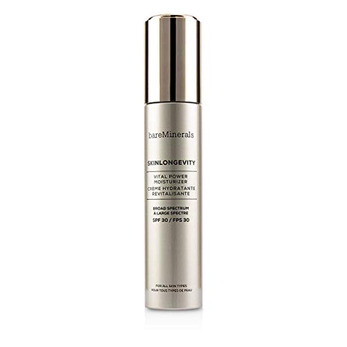 好意有毒な発表するベアミネラル Skinlongevity Vital Power Moisturizer SPF 30 50ml/1.7oz並行輸入品