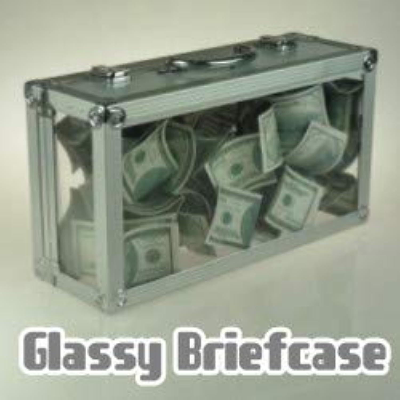 J-STAGE Glassy Briefcase グラスビーブリーフケース マジック 手品