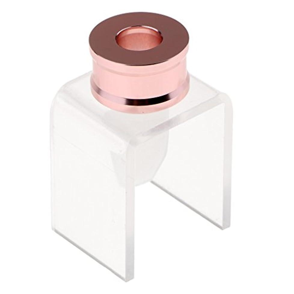 可聴判定裁判所リップスティック DIY 金型ホルダー 口紅金型 12.1mmチューブ シリコンモールド モールド アクリルスタンド 7タイプ選べる - #5