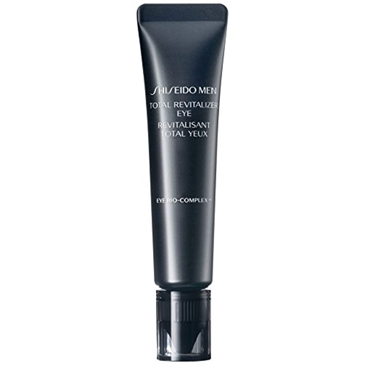 鮮やかなコンプリート保守可能[Shiseido] 資生堂の男性は滋養強壮、アイクリーム15ミリリットル合計します - Shiseido Men Total Revitalizer Eye Cream 15ml [並行輸入品]