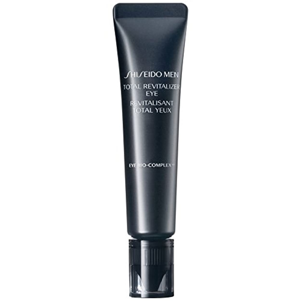 環境保護主義者鈍い混乱した[Shiseido] 資生堂の男性は滋養強壮、アイクリーム15ミリリットル合計します - Shiseido Men Total Revitalizer Eye Cream 15ml [並行輸入品]