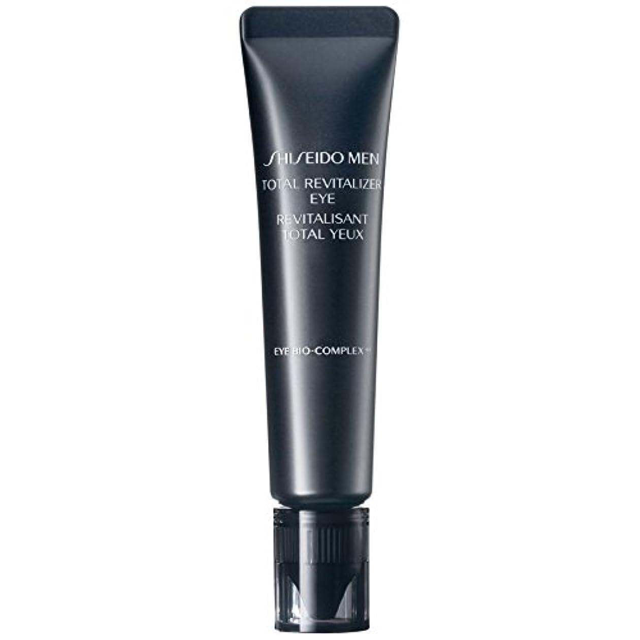 モノグラフちなみに海藻[Shiseido] 資生堂の男性は滋養強壮、アイクリーム15ミリリットル合計します - Shiseido Men Total Revitalizer Eye Cream 15ml [並行輸入品]