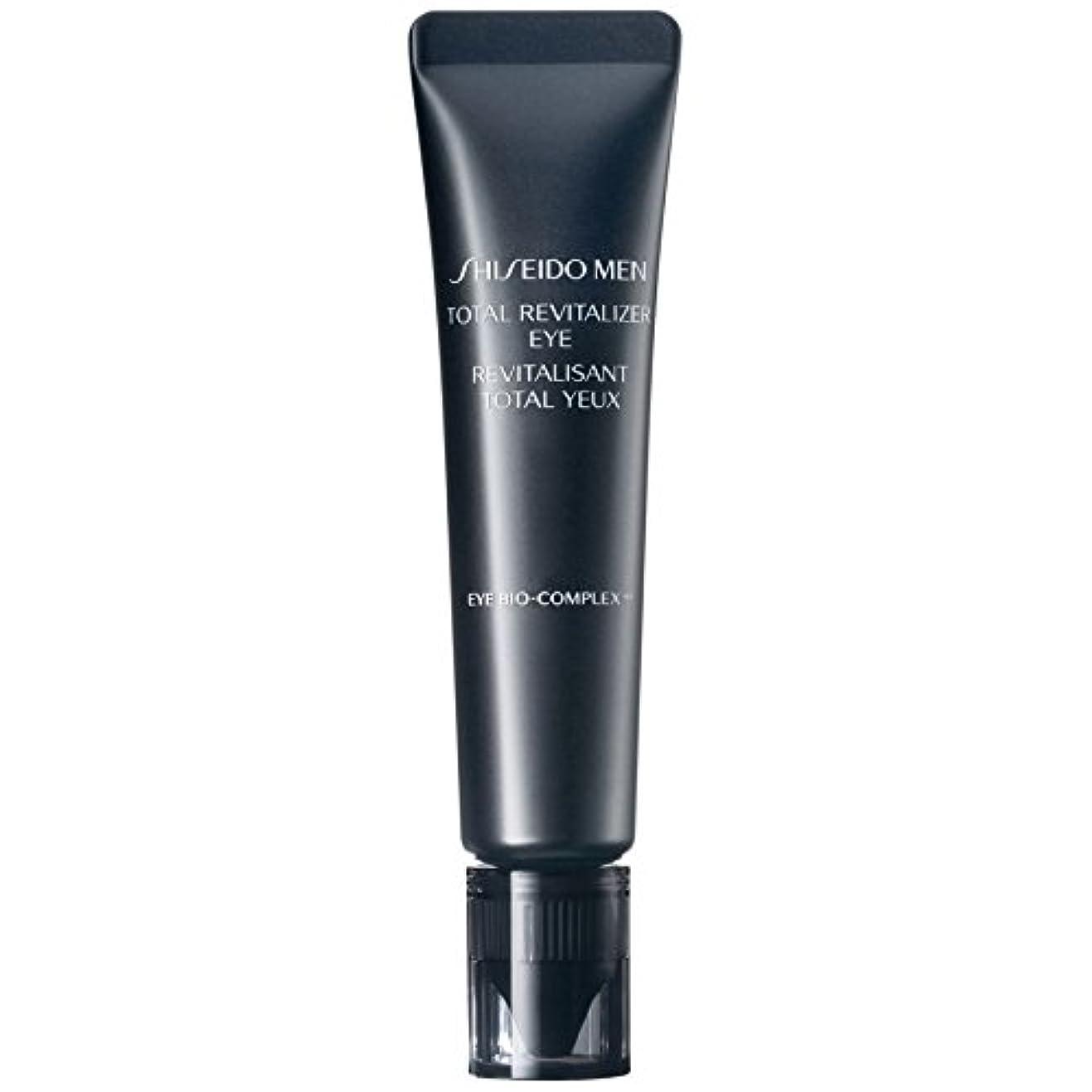 推進移民寸前[Shiseido] 資生堂の男性は滋養強壮、アイクリーム15ミリリットル合計します - Shiseido Men Total Revitalizer Eye Cream 15ml [並行輸入品]