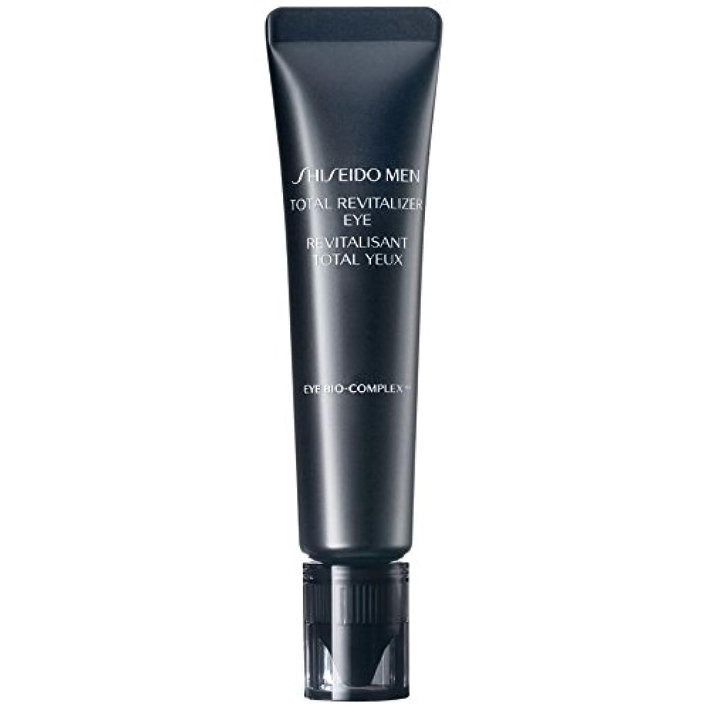 医療過誤コード夫婦[Shiseido] 資生堂の男性は滋養強壮、アイクリーム15ミリリットル合計します - Shiseido Men Total Revitalizer Eye Cream 15ml [並行輸入品]