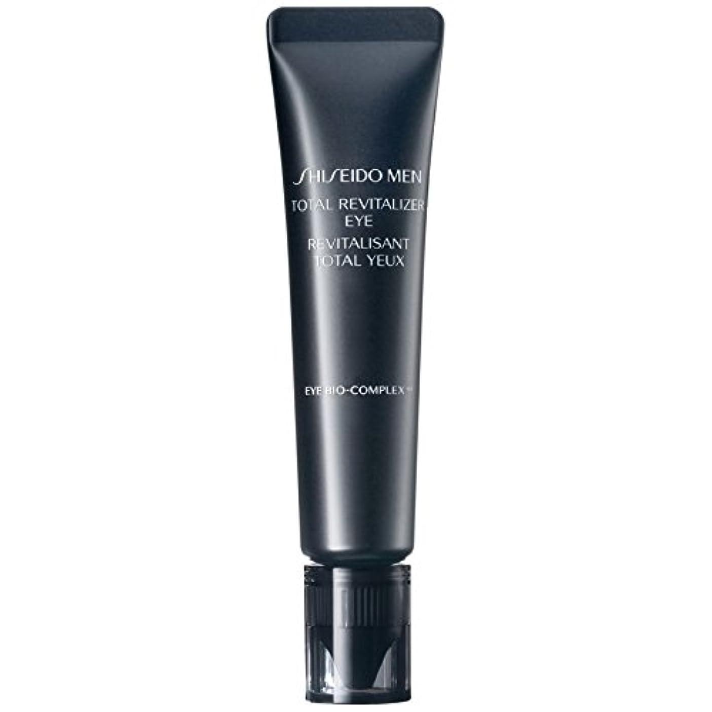 深く落とし穴膜[Shiseido] 資生堂の男性は滋養強壮、アイクリーム15ミリリットル合計します - Shiseido Men Total Revitalizer Eye Cream 15ml [並行輸入品]