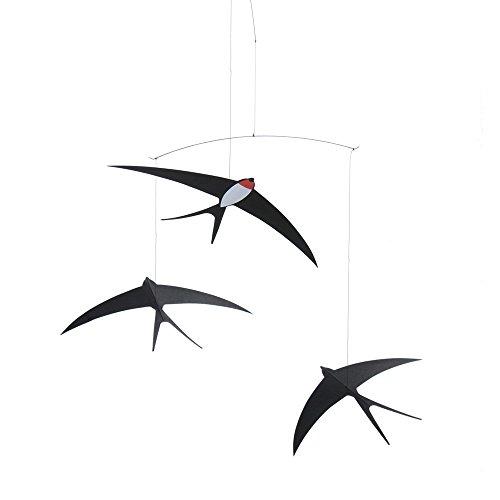 FLENSTED mobiles [ フレンステッド モビール ] Flying Swallows つばめ FM-024 [並行輸入品]