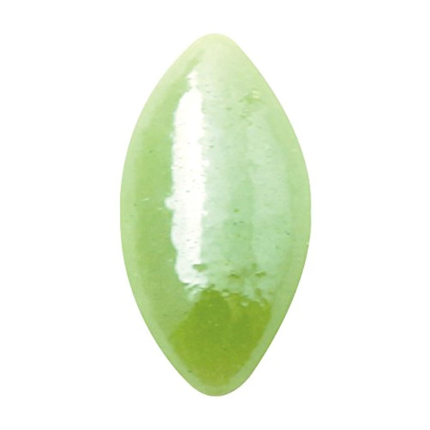 偽善病なベースグラスパールリーフ 3x6mm(各30個) グリーン
