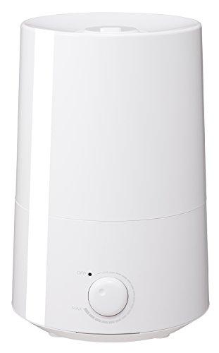 アロマ加湿器「フロートL」 ホワイト HFT-1623WH