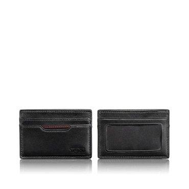 TUMI トゥミ ツミ DELTA ガゼット・カードケース・ID 018659D ブラック SLIM CARD CASE IDメンズ 並行輸入 正規品
