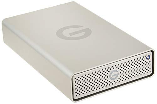 G-Technology (HGST) G-Technology G-DRIVE Thunderbolt 3 USB-C 4000GB 外付けハードディスク 【3年保証】 0G05366AZ