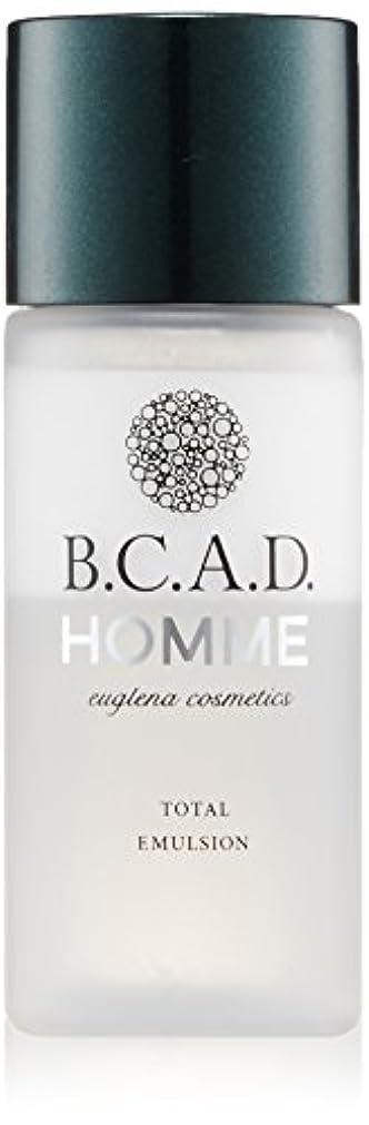 オーバーフローデンマーク鷲ビーシーエーディーオム B.C.A.D.HOMME HOMMEトータルエマルジョン 30ml