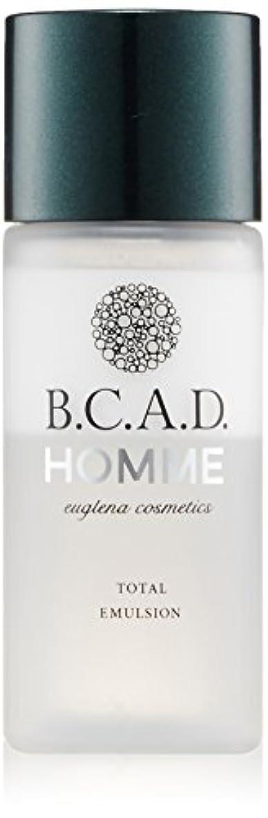 狂人ホステス警告するビーシーエーディーオム B.C.A.D.HOMME HOMMEトータルエマルジョン 30ml