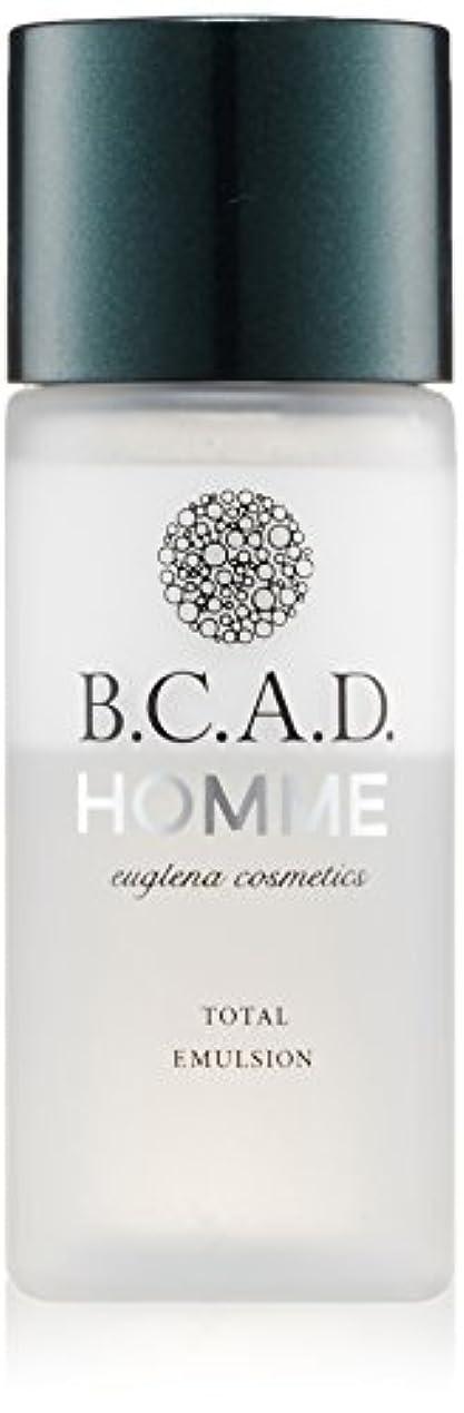 ダッシュ人間床を掃除するビーシーエーディーオム B.C.A.D.HOMME HOMMEトータルエマルジョン 30ml