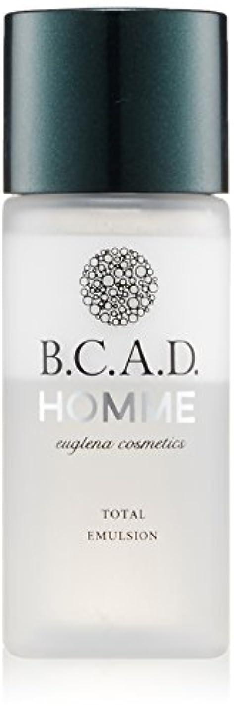 贅沢革命的古風なビーシーエーディーオム B.C.A.D.HOMME HOMMEトータルエマルジョン 30ml
