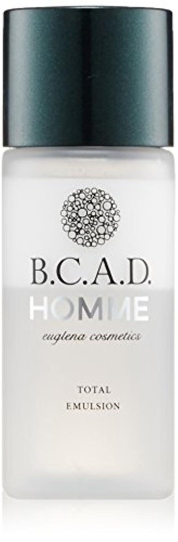 値下げ眉ユニークなビーシーエーディーオム B.C.A.D.HOMME HOMMEトータルエマルジョン 30ml