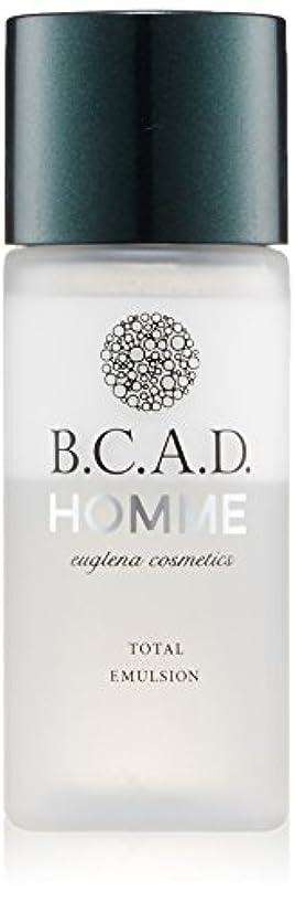 コンプリート好き精度ビーシーエーディーオム B.C.A.D.HOMME HOMMEトータルエマルジョン 30ml