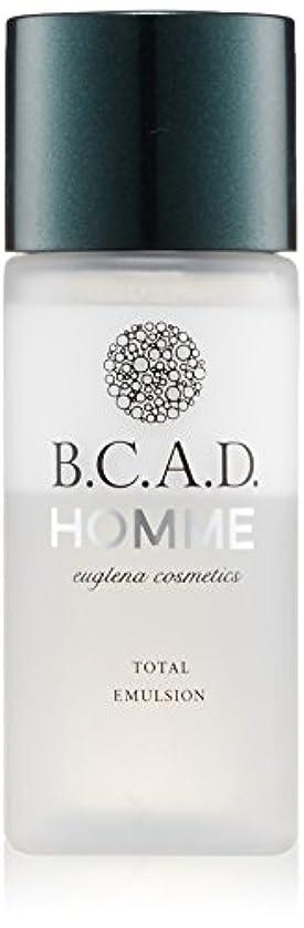 構築するかんがい浴室ビーシーエーディーオム B.C.A.D.HOMME HOMMEトータルエマルジョン 30ml