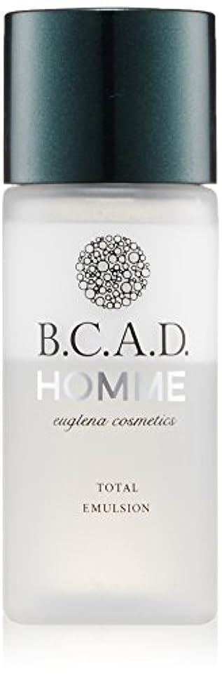 ビーシーエーディーオム B.C.A.D.HOMME HOMMEトータルエマルジョン 30ml