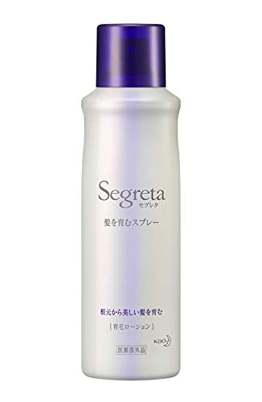 フェリーフェンス確率セグレタ 髪を育むスプレー 150g (アウトバス用)