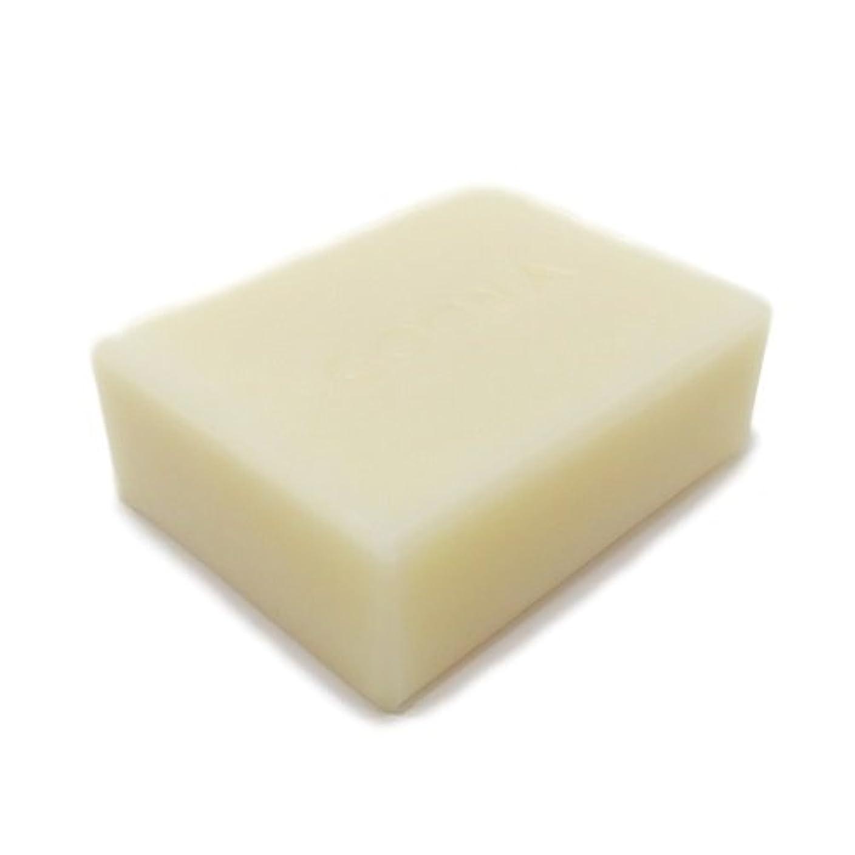 膨らみ完了宇宙浴用石鹸 COONA和の香り石けん ひのき (天然素材 自然派 コールドプロセス 手作り せっけん) 80g