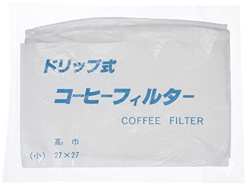 遠藤商事 業務用 コーヒーフィルター 小 綿 日本製 FKC13003
