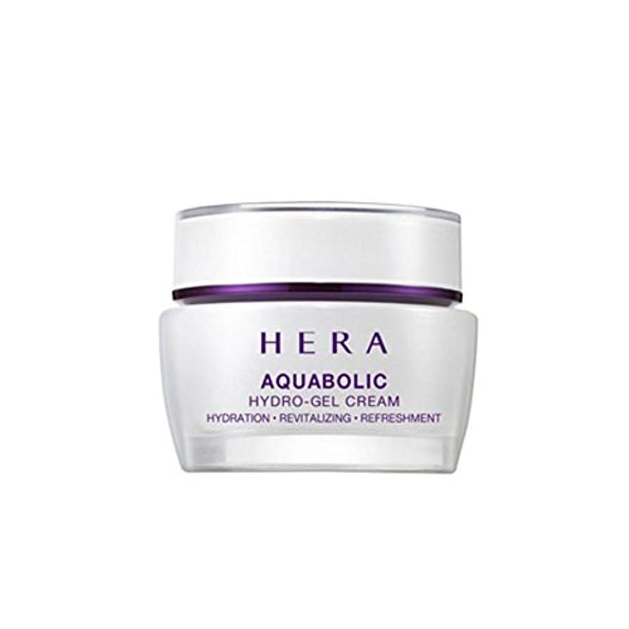 孤独暴力インスタント(ヘラ) HERA Aquabolic Hydro-Gel Cream アクアボリックハイドロゲル クリーム (韓国直発送) oopspanda