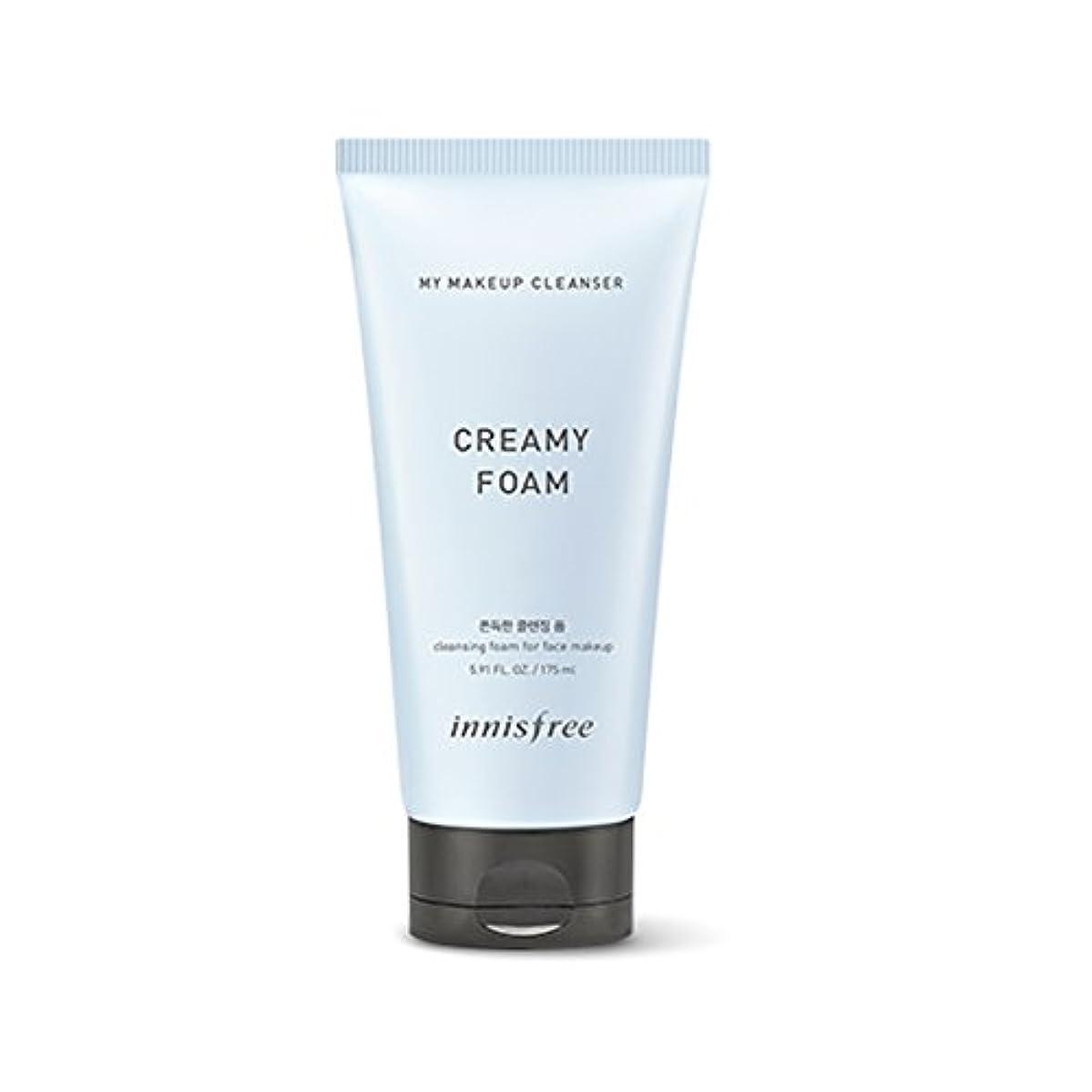 イニスフリーマイメイクアップクレンザー - クリームフォーム175ml Innisfree My Makeup Cleanser - Creamy Form 175ml [海外直送品][並行輸入品]