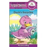 Duck's Surprise - 'The & 'Have' (Early Reader Sight Word Stories Pre-School Prep) Board Book by Beaver Books