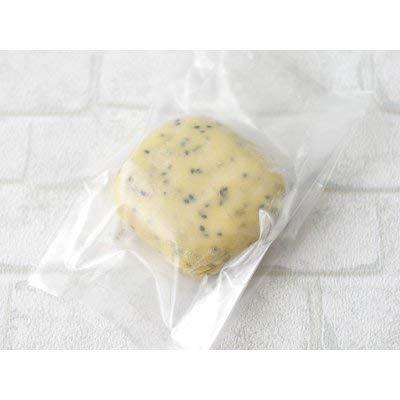 イートウェル (冷凍) クッキー生地 (黒ゴマ) 200g