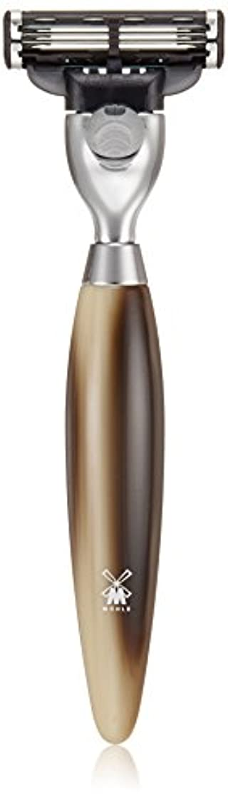 報復するエレクトロニック各ミューレ KOSMO レイザー(Mach3) ホーンブラウンレジン R872M3