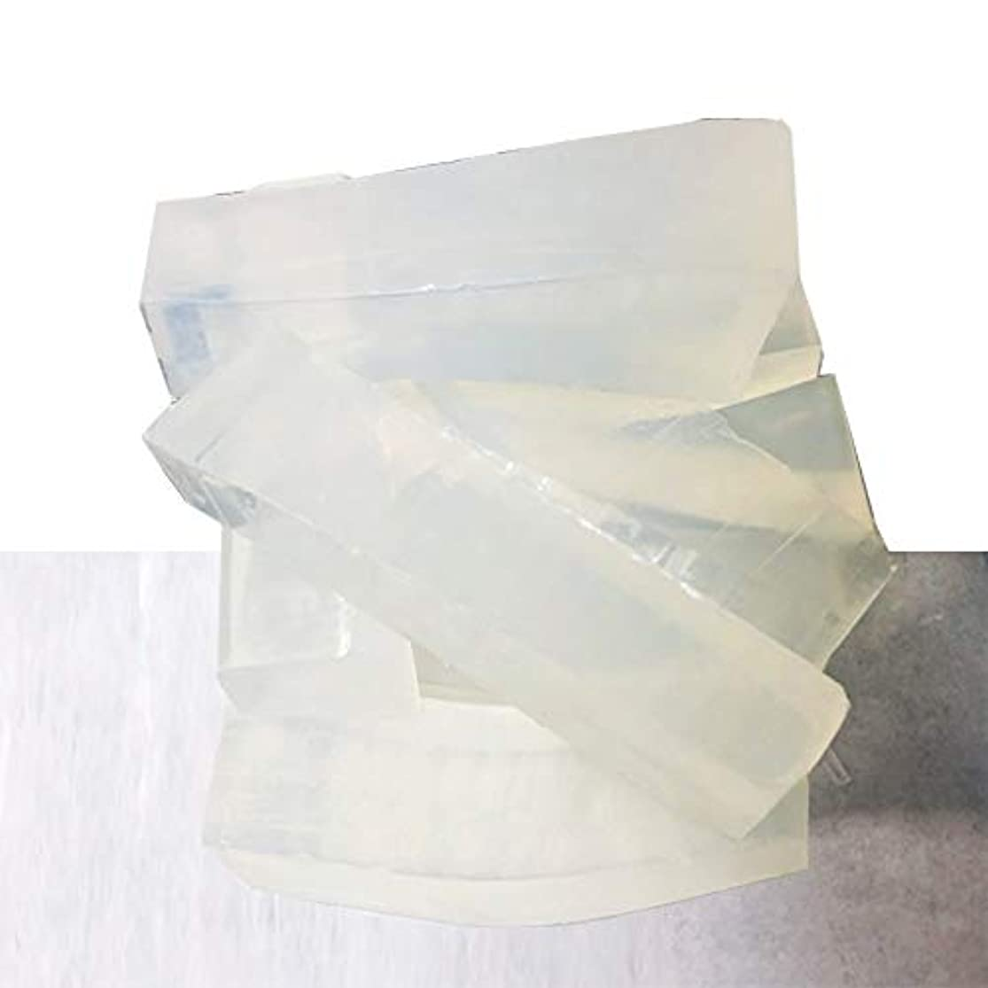 シプリーどっち罹患率グリセリンソープ(MPソープ)2kg(2,000g)クリア