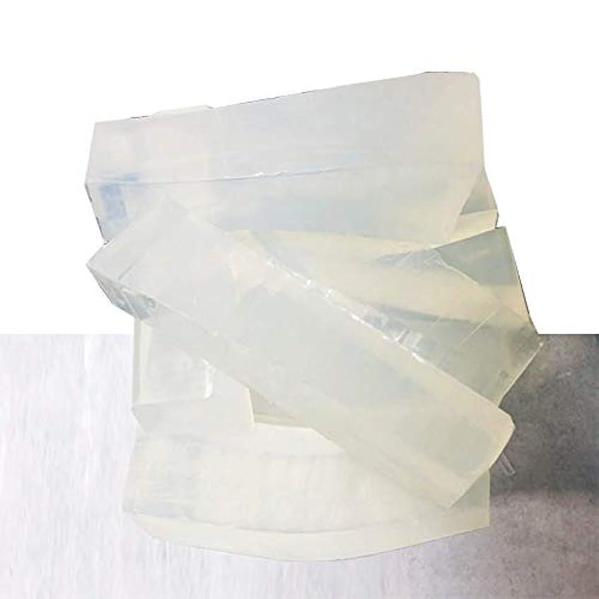 合理的ささいな緊張するグリセリンソープ(MPソープ)2kg(2,000g)クリア