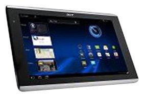 acer【アイコニア】ICONIA タブレットPC シルバー ICONIA TAB A500-10S...