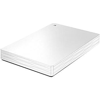 アイ・オー・データ機器 ポータブルHDD「カクうす Lite」500GBホワイト