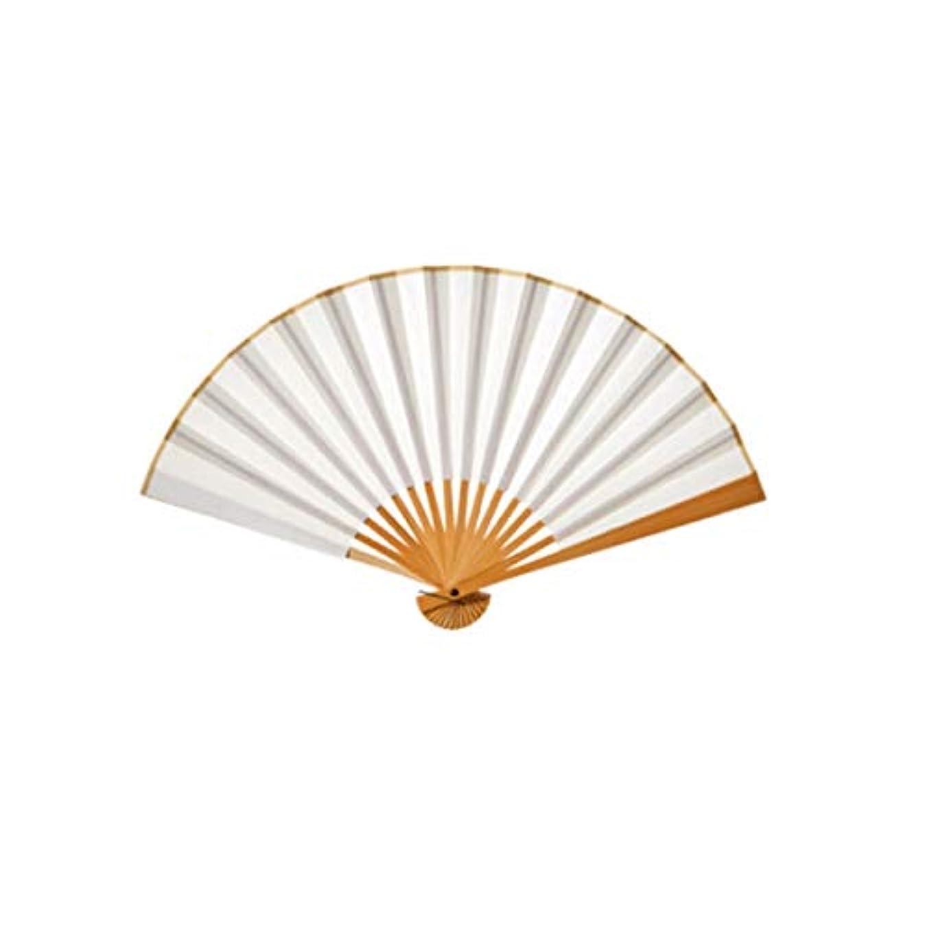 最小アイデアリーガンKATH うちわ、扇子空白、中国風扇子、扇子、空白のファン