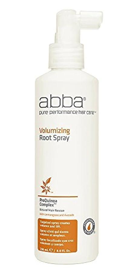 なんでも必要とするマニアby Pure & Natural Hair Care VOLUMIZING ROOT SPRAY 8 OZ by ABBA