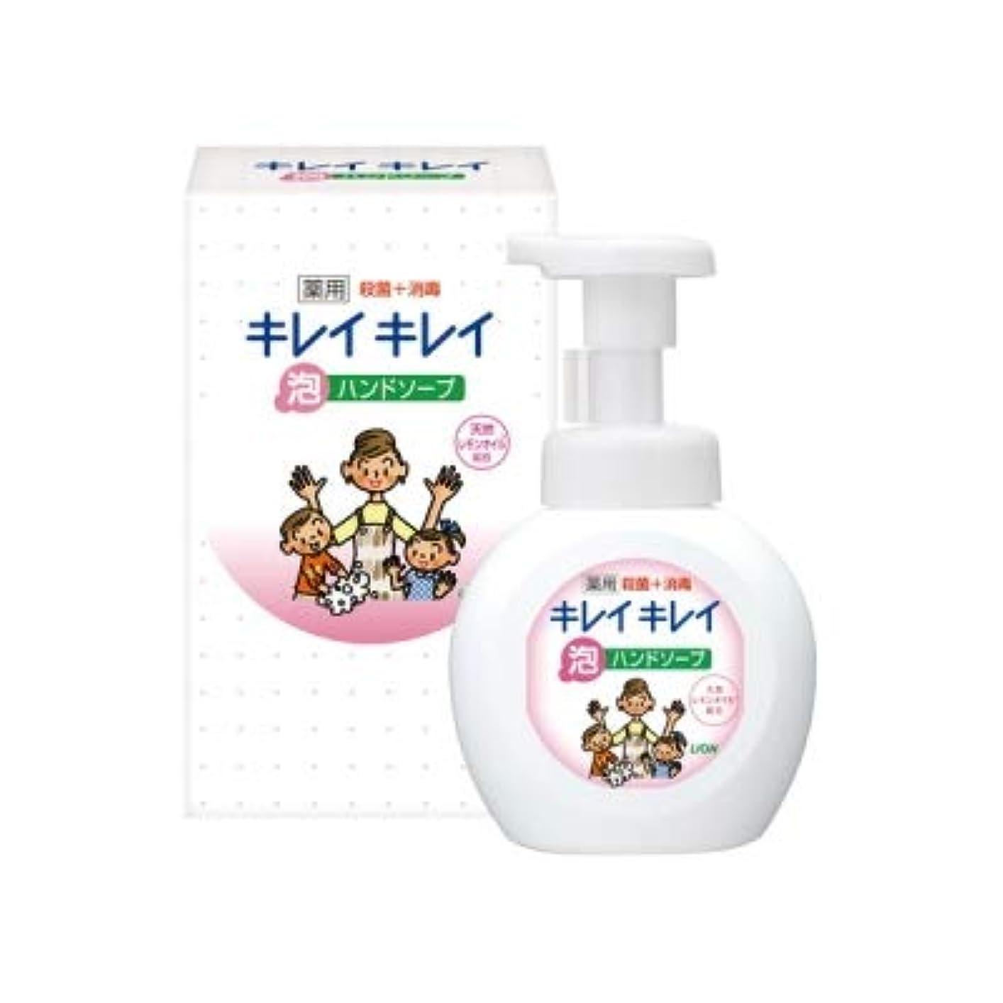 クラシカル性差別お風呂を持っているライオン キレイキレイ 薬用 泡ハンドソープ 箱入 (@960円×13個)1セット