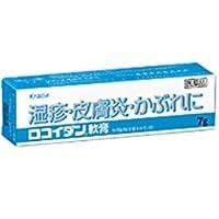 【指定第2類医薬品】ロコイダン軟膏 7g ×5 ※セルフメディケーション税制対象商品
